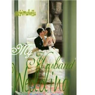 Ebook My Husband Wedding - Putri Maheta