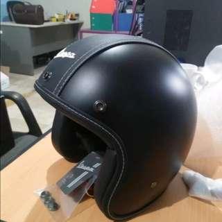 Helm vespa original blackdoff