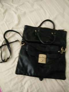 Mui Mui Bag (Black)