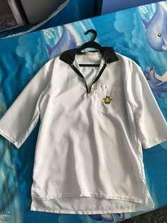 Giraffe Pocket Shirt