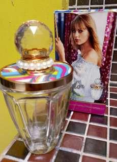 Taylor by Taylor swift empty bottle