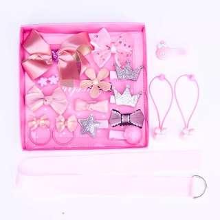 18pcs baby/kids accessories