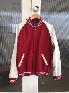 Industrie varsity jacket