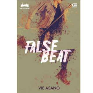 Ebook False Beat - Vie Asano