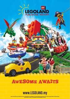 Legoland Combo Ticket