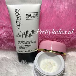 Catrice Prime And Fine Pore Refining Primer Share