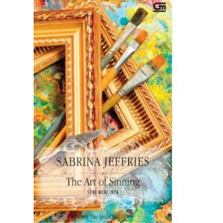 Ebook Seni Mencinta (The Art of Sinning) - Sabina Jeffries