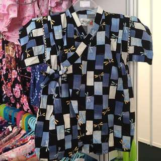 Baby kimono romper 80cm