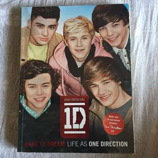 One Direction first Album