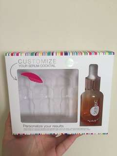 Skin inc my daily dose empty bottle - brand new
