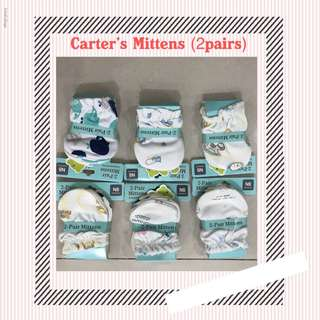 Carters's mittens (2pairs)