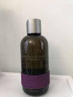 Thann Massage Oil