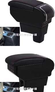 🚚 Suzuki Swift 雙層伸縮 置杯架 中央扶手箱(兩件以上優惠)