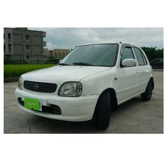 NISSAN MARCH 1.3