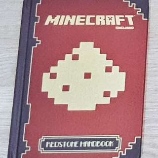 Pre loved Minecraft Redstone Handbook