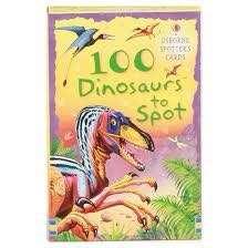 Usborne Dinosaur spotter's cards