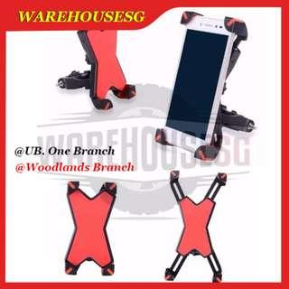 Cross Grip Phone Holder