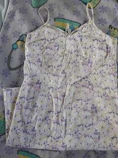 Old Navy Floral Midi Summer Dress