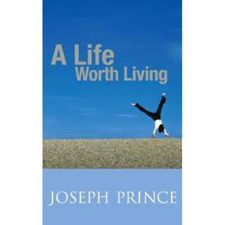 A Life Worth Living Kindle Edition by Joseph Prince  (Author)