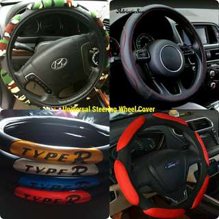 Universal Steering Wheel.Cover