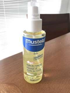 Mustela Massage Oil Like NEW