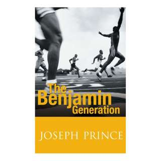 The Benjamin Generation Kindle Edition by Joseph Prince  (Author)