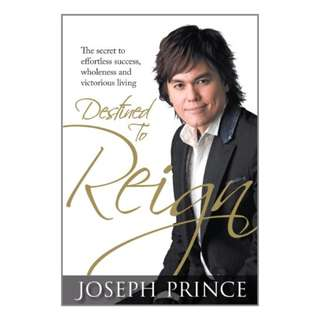 Destined To Reign Kindle Edition by Joseph Prince  (Author)