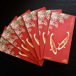🌟Citibank Red Packet