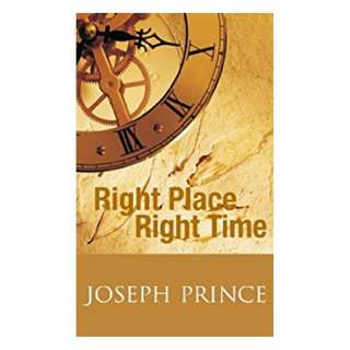 Right Place Right Time Kindle Edition by Joseph Prince  (Author)