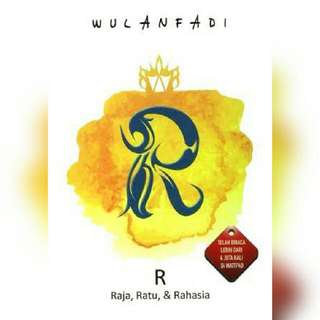 Ebook Raja, Ratu & Rahasia