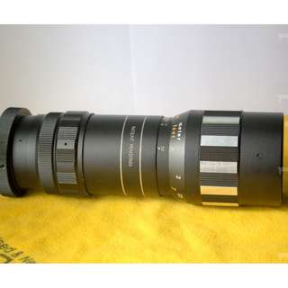 Tamron Zoom 95-205mm F6.3 Mount T2 Langka