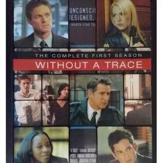 Season 1 - Without a Trace