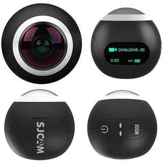 "SJCAM SJ360  Best Action Camera 0.83"" OLED  Screen ( BLACK )"