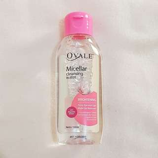 Ovale Micellar Cleansing Water 100ml