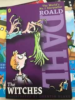 Prelove Roald Dahl