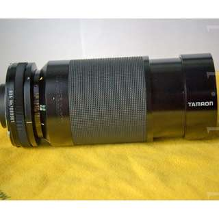 Tamron 80-210mm CF Macro Mount Adaptall