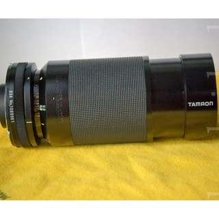 Tamron 80-210mm CF Macro Mount Adaptall