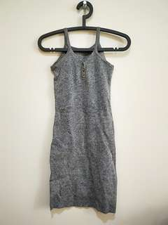 *RS* 🆕 GREY knitted dress