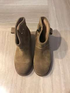 New Zara Kids Boots Sz 31