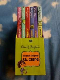 Koleksi Lengkap St.Clare by Enid Blyton