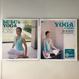 Yoga-Book & DVD