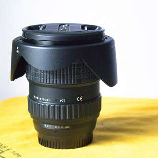 Tokina SD 11-16mm F2.8 IF DX AT-X For Nikon