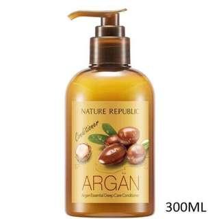 Nature Republic Argan Shampoo & Conditioner