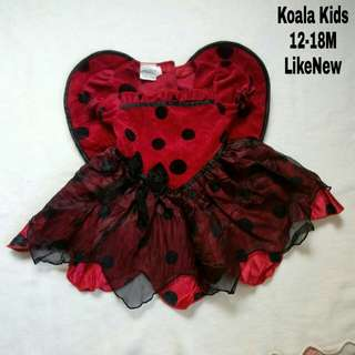 Cute Baby Bug Costume