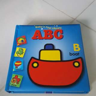 Assorted baby board books