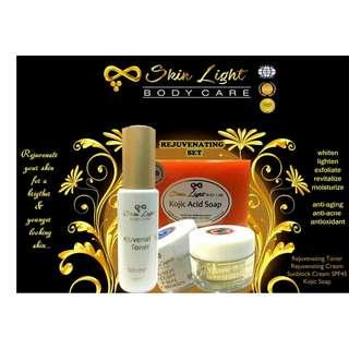 Skin Light Rejuvenating Econo Set