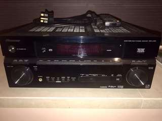 Pioneer Amplifier VSX LX50