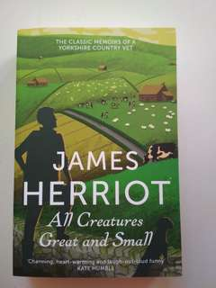 BN: All Creatures Great and Small by James Herriot