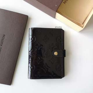 Authentic Louis Vuitton Vernis Agenda PM LV