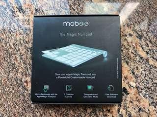 Mobe•e, magic num pad for Apple trackpad
